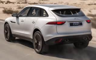 Jaguar Suv 2016 2016 Jaguar F Pace Suv The Sport Utility Vehicle