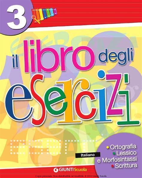 gioco di portiere italiano libro degli esercizi 3 rosso by elvira ussia issuu