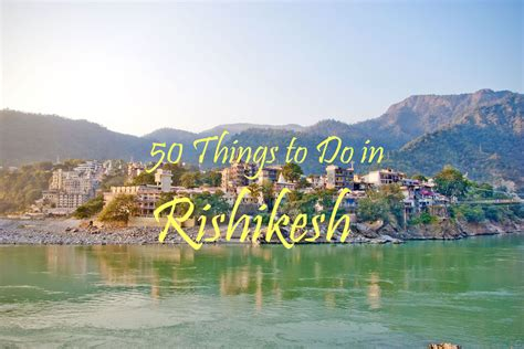 rishikesh weekend thrill