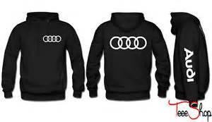 Hoodie Audi Zemba Clothing audi hoodie sweatshirt audi hoodie print on sleeve back and front audi ss ebay