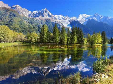 Mont Blanca location vacances chamonix mont blanc location iha