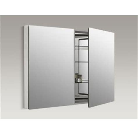 kohler kitchen cabinets kohler frameless medicine cabinets kohler catalan40 satin anodized aluminum catalan 40