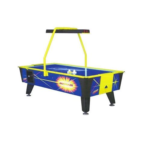 reconditioned dynamo flash 8ft commercial air hockey table