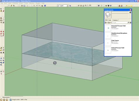 Sketchup Course Tutorial Dicd 13b measure a sub place a sub things to consider to room modes