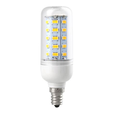 Bright White Led Light Bulbs 110v 7w 5730 Corn 36 Led Bulb Home Bedroom Lighting Bright Light Warm White Ebay