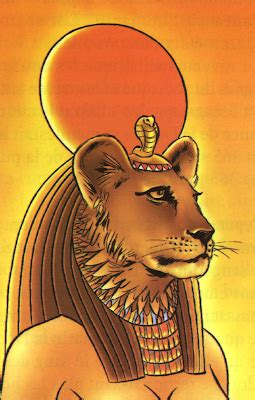 sekhmet tattoo enki satan s victory god creator of mankind