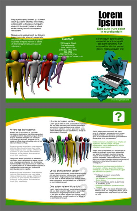 mac brochure template brochure templates for mac
