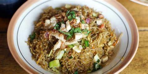 membuat mie lethek mie lethek hidangan tradisional khas bantul kuliner bantul
