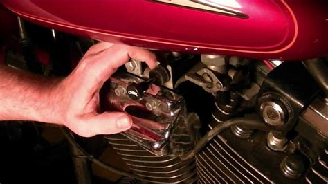harley davidson choke cable replacement   video youtube