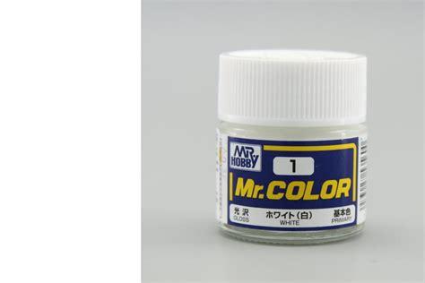 Mr Color C156 White mr color white eduard store
