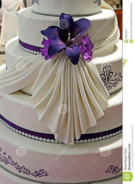 Hochzeitstorte Verzieren by Hochzeitstorte Besonders Verziert Detail 21 Lizenzfreie