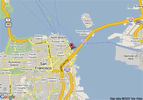 san francisco harbour map map of harbor court hotel a kimpton hotel san francisco