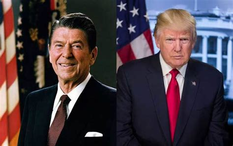 ronald reagan donald trump donald trump is no ronald reagan irishcentral com
