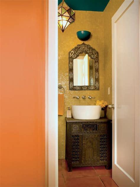 moroccan bathroom vanity full tilt half baths diy