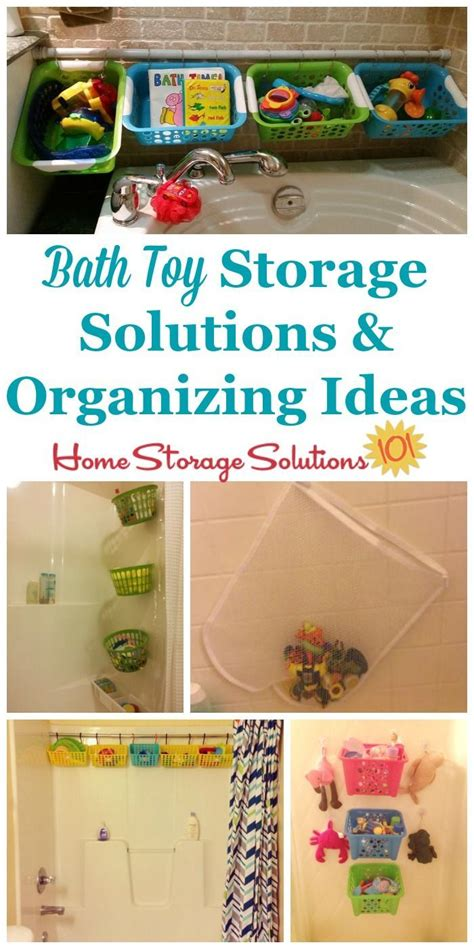 bathroom toy storage ideas best 25 bath toy storage ideas on pinterest kids