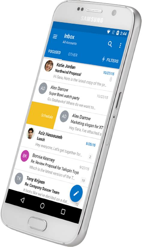 outlook mobile microsoft outlook email and calendar software