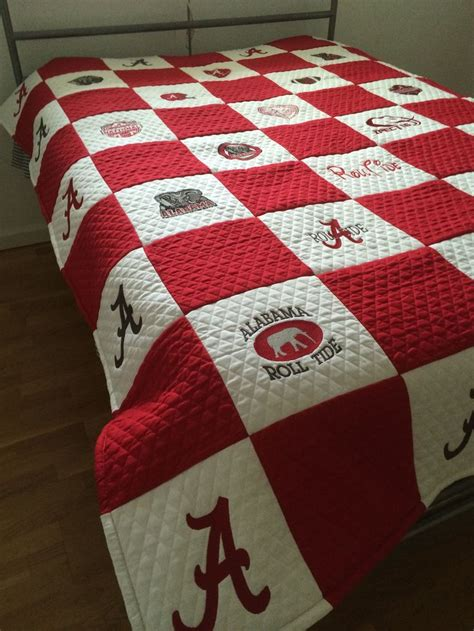Alabama Quilt Pattern by Best 25 Alabama Quilt Ideas On Tide Sports