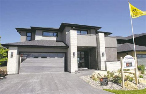 modern home design winnipeg in a class by itself winnipeg free press homes