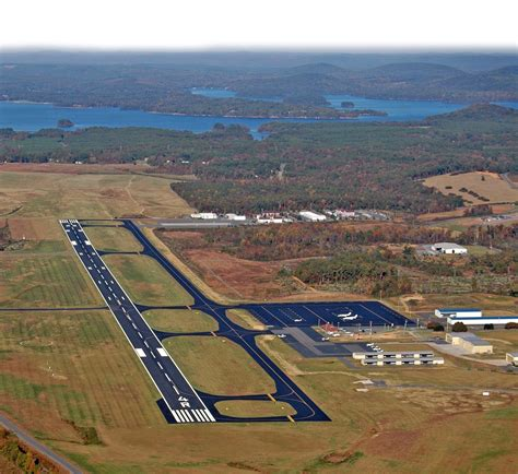 county airport stanly county airport history