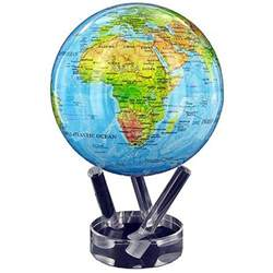 Inside Greenhouse Ideas Mova Globe Perpetual Motion Rotating Globe The Green Head