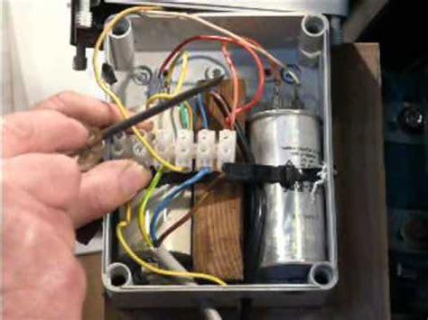 phase motor conversion part   start