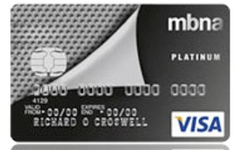 mbna business card lloyds pays gbp1 90 billion for mbna credit card business