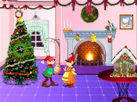 christmas decoration games