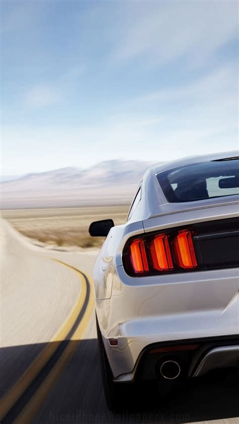 wallpaper for iphone 6 mustang ford mustang logo wallpaper iphone image 242