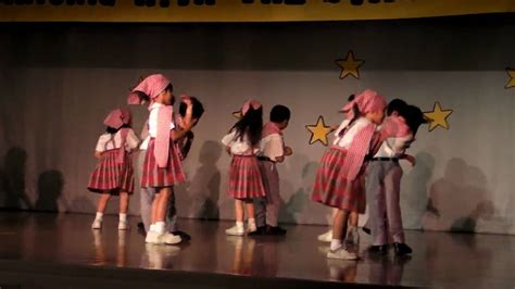 itik itik  olm kindergarten students  filipino folk