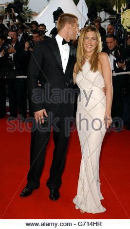 Cannes Festival Brad Pitt And Get Shady by Brad Pitt Aniston Festival De Cannes 2004 Photo