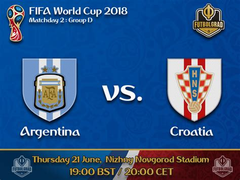 argentina vs croatia world cup 2018 preview line up