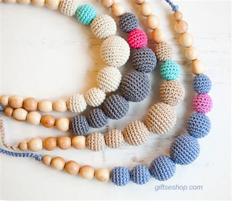 how to make crochet jewelry how to make crocheted and crocheted necklace