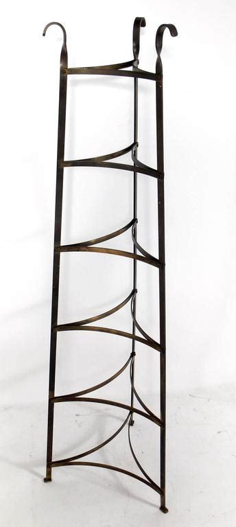 Bowl Rack of metal mixing bowl racks for sale at 1stdibs