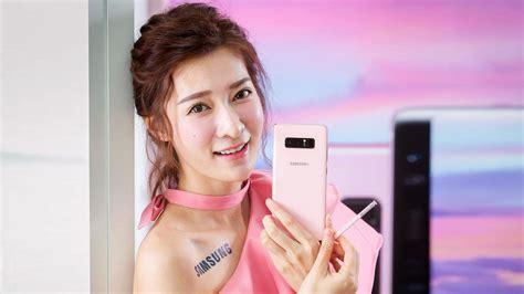 Samsung Di Taiwan samsung galaxy note 8 berwarna merah jambu dilancarkan di taiwan amanz