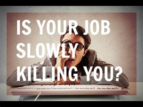 Killing You is your slowly killing you
