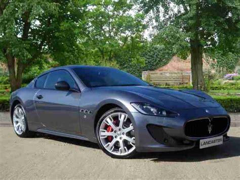 Maserati For Sale Maserati 2016 Granturismo Sport Petrol Grey Automatic Car