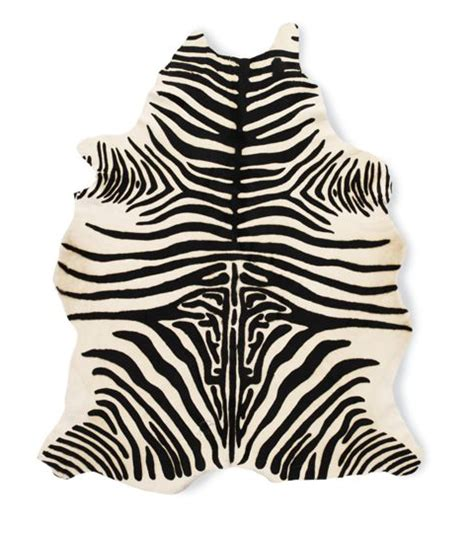 zebra cowhide rug design within reach zebra cowhide rug copycatchic