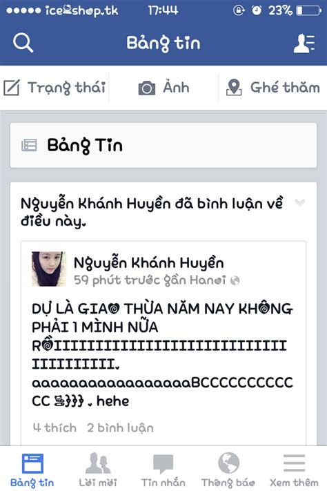 facebook themes ios font kute ios 7 trang 2 tinhte vn