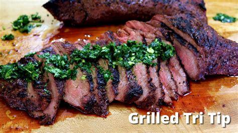 grilling tri tip
