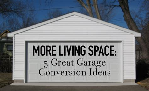 Renovate Bathroom Ideas by More Living Space 5 Great Garage Conversion Ideas