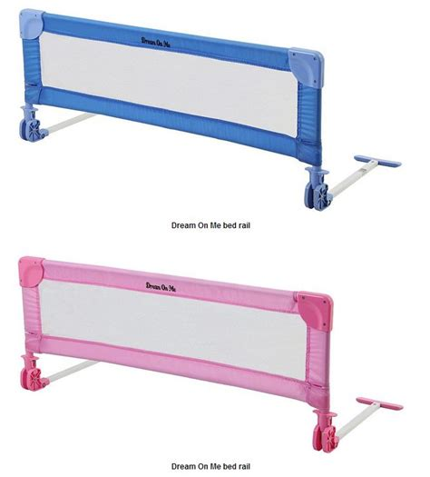 kids bed rail toddler recall dream on me bed rails