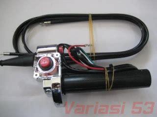 Gas Spontan Ktc 2 Kabel toko variasi 53 aksesoris motor variasi motor dan racing parts motor gas spontan ktc