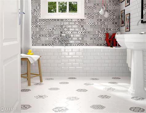 Hexagonal Floor Tiles by Equipe Ceramica   InteriorZine
