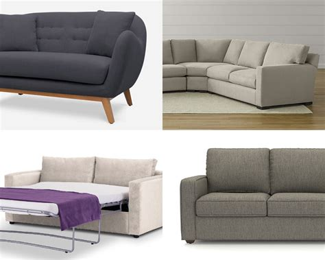 different types of sofas types of sofas which suitable with your own style j birdny