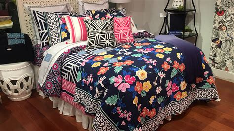 vera bradley bedroom vera bradley s bedding collection launches today com