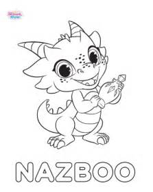 image nazboo shimmer and shine coloring page png