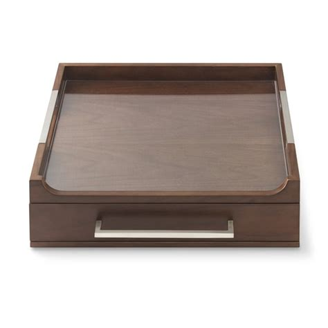 coffee pod drawer insert soho coffee storage collection williams sonoma