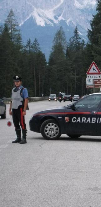 ufficio esecuzioni penali i carabinieri lo prelevano al bar e lo portano in carcere