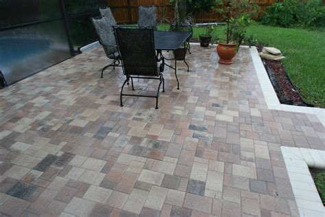 paver patterns for patios patio pavers designs home design ideas and pictures
