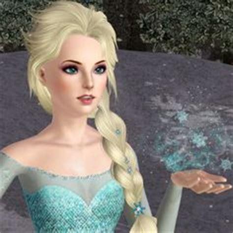 elsa sims 3 1000 images about the sims 3 elsa frozen on pinterest